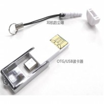 Mini OTG USB Card Reader Micro Sd Card OTG Connection Kit Sandisk Vgen
