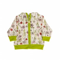 Carter's Summer Light Hooded Jacket / Classic Blossom
