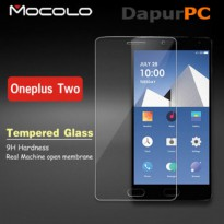 OnePlus Two Tempered Glass 0.33mm Curve Edge 2.5D [Mocolo] No Box