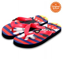 Mickey Mouse Sandals Blue Size 32