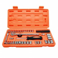 KUNCI SOK SET KENMASTER 54 PCS SOCKET WRENCH