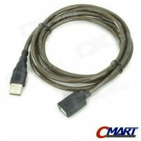 Unitek USB 2.0 Extension 3m Cable Kabel Ekstension Extender - Y-C417
