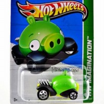 diecast Special Edition Angry Birds Minion Hot Wheels