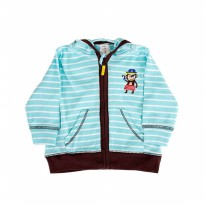 Carter's Summer Light Hooded Jacket / Pirate Monkey