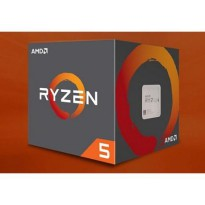 AMD Ryzen 5 1600 SOCKET AM4 ( 3.2Ghz Up To 3.6Ghz Cache 16MB 95W )