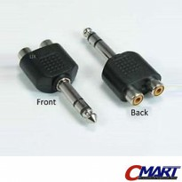 Jack Audio Aux 2.5mm to 3.5mm 2.5 3.5 mm Konverter - CON-AV25M35F