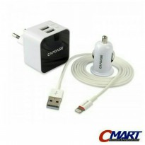 Vivan Kabel micro USB Data Charge 1.8m Cable microUSB Charger - CM180S