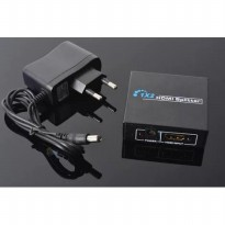 HDMI SPLITTER 2 PORT (1 INPUT 2 OUTPUT)