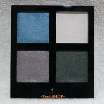 TESTER_YSL PURE CHROMATICS 4 WET & DRY EYESHADOWS PALETTE COLOR1