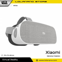 Xiaomi Theater VR 3D Glass Kacamata VR MIUI TV System - MJTDYY01LQ - White