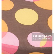 My Brest Friend Nursing Pillow (Sarung Bantal) - Warm Dot
