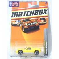 Matchbox Lotus Europa