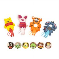 DISNEY TSUM TSUM Cord Holder/ Klip Kabel/ Pengikat Kabel