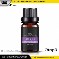 RtopR Pure Essential Oils Aromatherapy Diffusers 10ml Lavender - ZBY2101