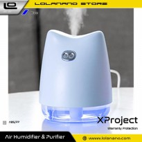 XProject Air Humidifier Essential Oil Diffuser Cute Design 270ml - H380 - Blue