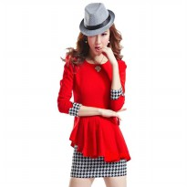 Farra Dress - Formal - Import - 2 Warna / Cotton