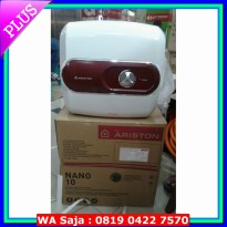 #Kamar Mandi water heater ariston 10ltr nano 10 or 200 id
