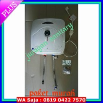 [Gold Product] Water Heater Ariston 15L PAKET MURAH