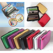 Dompet Kartu / Card Holder Wallet / Organizer / Guard (kartu kredit)