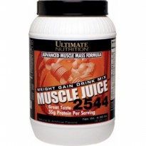 ULTIMATE NUTRITION MUSCLE JUICE 5 LBS Suplemen Fitness
