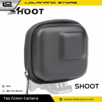 SHOOT Tas Mini Storage Bag for GoPro Hero 5/6/7/8 - XTGP521 - Black