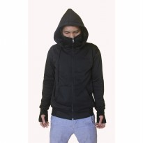 JAKET NINJA DJBRED BLACK AND NAVY