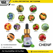 CHENF Pure Essential Fragrance Oils Aromatherapy Diffusers 10ml Pineapple - RH-13