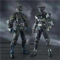 Bandai - SIC Vol.25 Alternative Zero and Ryuga Action Figure