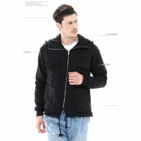 Hooded Jacket Korean Style SK21