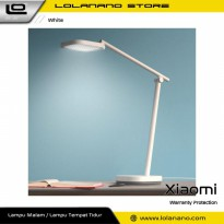 Xiaomi MIjia Philip Lampu Meja Belajar Fleksibel LED With WiFi APP 12W - White