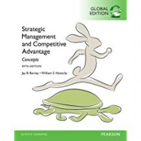 STRATEGIC MGMT & COMPETITIVE 5th EDN :CONCEPTS, BARNEY