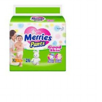MERRIES PANTS GOOD SKIN XL26