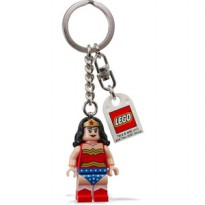 Lego Wonder Woman Key Chain