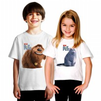 [Kaos Anak] The Secret Life of Pets & Thomas & Friends & Cars