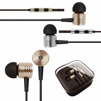 Headset 2nd Piston 2 Earpiece In-Ear | Super O E M headset | Earphone | free bumper case Kabel