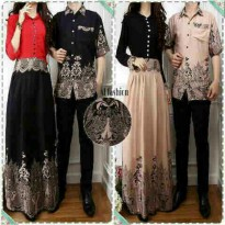 Baju Couple Muslim CP Viona