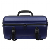 President Motorcycle Case 1056 - 17 inch Mid. Blue