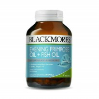 Blackmores Evening Primrose Oil + Fish Oil BPOM Kalbe - 100 Kapsul