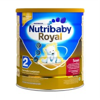 Nutribaby Royal 2 Soya 700g