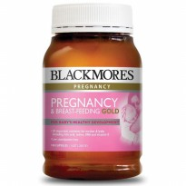 Blackmores Pregnancy and Breastfeeding Gold BPOM Kalbe - 180 kapsul