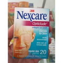 Spesial Nexcare Opticlude Eye Patch Limited