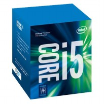 Intel Core i5-7400 3.0Ghz - Cache 6MB [Box] Socket LGA 1151 - Kabylake