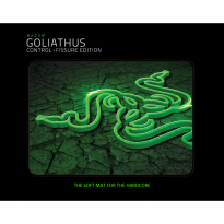 Razer Goliathus Control Fissure Edition - Soft Gaming Mouse Mat (Small)