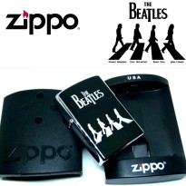 Korek api Zippo The Beatles keren dan limited