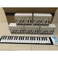 roll up piano silicon