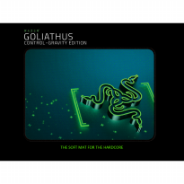 Razer Goliathus Control Gravity Edition - Soft Gaming Mouse Mat (Medium)