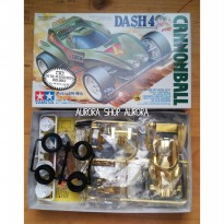 TAMIYA - DASH 4 Cannonball GOLD Metallic