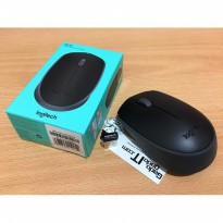 LOGITECH m170/ m171 Wireless Optical Mouse ORIGINAL & GARANSI RESMI