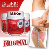 Dr. Eric Slimming Hot Cream 500gram Original|PELANGSING TUBUH