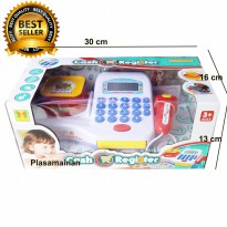 Cash Register 66030 Mesin Kasir Mainan - Mainan Kasir Kasiran - Ages 3+